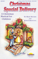Christmas Special Delivery: A Christmas Musical for Children
