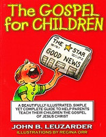 Gospel for Children: Parents teach Gospel of Jesus Christ