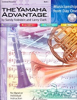 Yamaha Advantage, Book 1: Combined Percussion