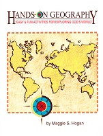 Hands-On Geography: Easy & Fun Activities,, 2d ed.