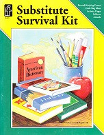 Substitute Survival Kit: Record-Keeping, Grab Bag Ideas