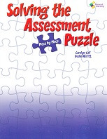 Solving the Assessment Puzzle Book & CDRom Set