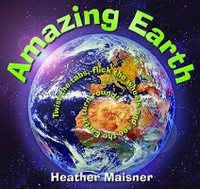 Amazing Earth: Flip the tabs, flick the wheels