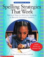 Spelling Strategies that Work, Grades K-2nd