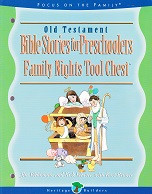 Family Nights Tool Chest: Bible Stories for Preschoolers, OT