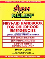 Sigh of Relief, First-Aid Handbook Childhood Emergencies