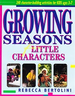 Growing Seasons for Little Characters