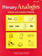 Primary Analogies: Critical and Creative Thinking, Book One