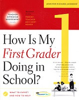 How Is My First Grader Doing in School? Book & Test Set