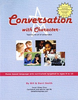 Conversation with Character, Language Arts for Ages 9-15