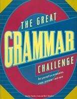 Great Grammar Challenge: Test yourself