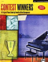 Contest Winners, Book 1: 14 Original Piano Solos