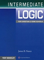 Intermediate Logic, 2d ed., Test Booklet