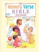 Memory Verse Bible Storybook
