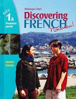 McDougal Littell Discovery French 1a, Nouveau!