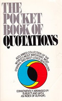 Pocket Book of Quotations