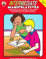 Intermediate Manipulatives, Grades 3-6