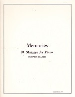 Memories: 24 Sketches for Piano