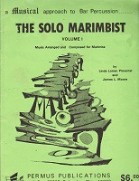 Solo Marimbist, Volume 1: Musical Approach, Bar Percussion
