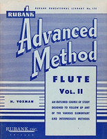 Rubank Advanced Method, Flute Volume 2