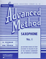 Rubank Advanced Method, Saxophone Volume 1