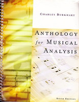 Anthology of Musical Analysis, Sixth Edition