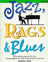 Jazz, Rags, & Blues, Book 3
