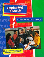 Exploring French, student activity book