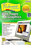 Professor teaches: How to Create Web Pages & Graphics