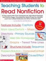 Teaching Students to Read Nonfiction Set