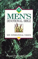 Men's Devotional Bible, NIV