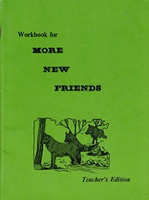 More New Friends 3, Teacher Edition for Workbook (JORT0027)