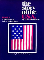 Story of the U.S.A.: Young Nation Solves Its Problems, Bk. 2 (NICK0853)