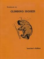 Climbing Higher 2, Teacher Edition for Workbook (SLL07738)