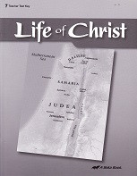 Bible 7: Life of Christ, Test Key (SLL07777)