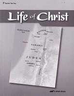 Bible 7: Life of Christ, Test Key (SLL07777)