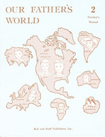 Our Father's World 2, Teacher Manual (SLL09595)