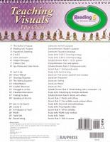 Reading 5, 2d ed., Teaching Visuals Flip Chart (SOL01376)