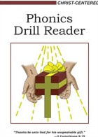 Christ-Centered Phonics Drill Reader (SOL01907)