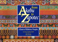 From Akebu to Zapotec: Book of Bibleless Peoples (SOL02261)