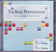 Basic Phonograms CD-ROM (SOL03530)