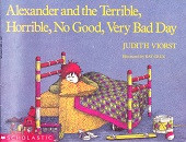 Alexander and the Terrible, Horrible, No Good, Bad Day (SOL05118)