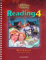 Reading 4: I Met You in a Story, Worktext Teacher Edition (SOL05539)