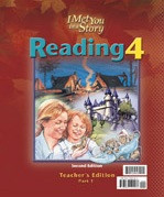 Reading 4: I Met You in a Story, 2 Volume Teacher Edition (SOL05543)