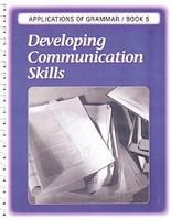 Grammar 11: Developing Communication Skills, workbook (SOLAR07122m)