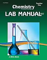 Chemistry 11: Precision & Design, 2d ed., Lab Manual Key (SOLAR07442)