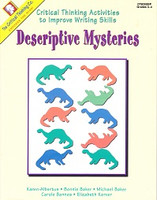 Descriptive Mysteries: Improving Writing Skills (YOUS1371)
