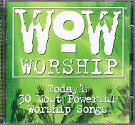 Wow Hits Worship 2 CD Set, Today's 30 Most Powerful Songs