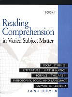 Reading Comprehension in Varied Subject Matter, Book 1