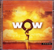WOW Hits 2002 2 CD Set, the Year's 30 Top Christian Songs